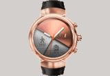 ASUS ZenWatch 3 Smartwatch 118 mm, Roségold mit Lederarmband