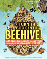 Turn This Book Into a Beehive Cover