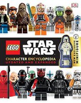 LEGO Star Wars Character Encyclopedia- Updated and Expanded By DK Publishing