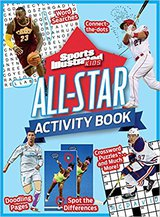 All-Star Activity Book A Sports Illustrated Kids Book