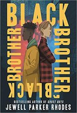 Book Cover Black Brothet Black Brother