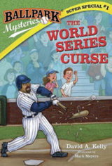 Ballpark Mysteries Super Special 1The World Series Curse