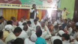 The overwhelming statement of the well-known MLA Kushwaha of the Congress suppressed in the season, in front of the candidate, said that ... all are upset