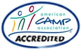 Challenge Camp is Accredited by the American Camp Association