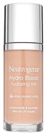 Neutrogena Hydro Boost Liquid Makeup Tint | 40plusstyle.com