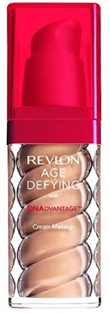 Revlon Age Defying DNA Advantage Cream Makeup | 40plusstyle.com