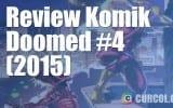 Review Komik Doomed #4 (2015)