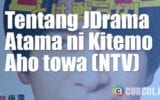 Tentang JDrama Don't Fight With Fools Even When You Get Pissed Off (NTV, 2019)