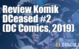 Review Komik DCeased #2 (DC Comics, 2019)