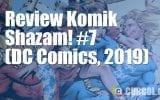 Review Komik Shazam! #7 (DC Comics, 2019)