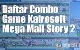 Daftar Combo Game Kairosoft Mega Mall Story 2