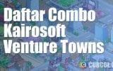 Daftar Combo Game Kairosoft Venture Towns