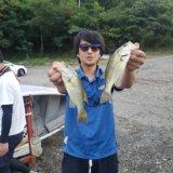 西湖バス釣り大会