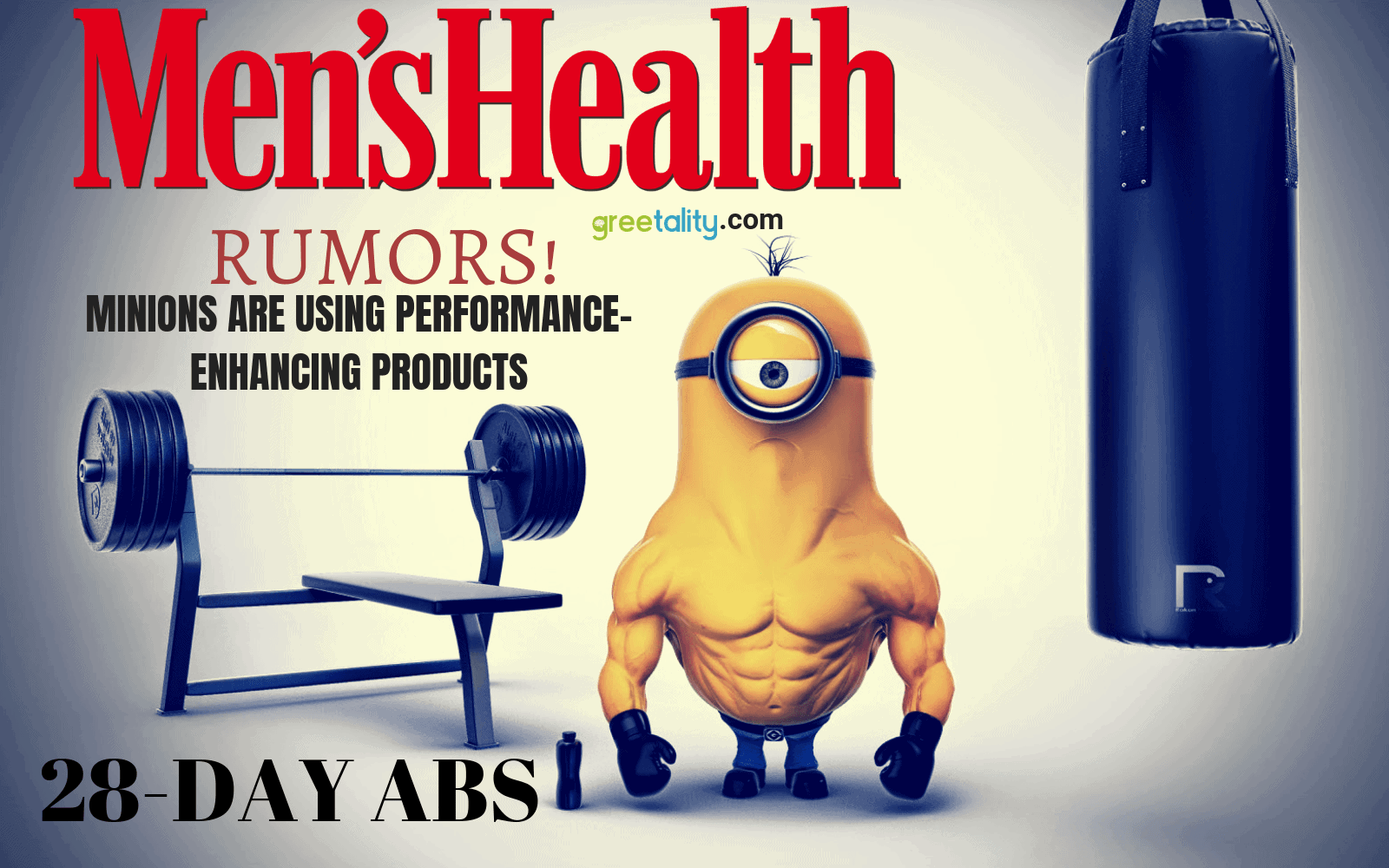 Drug for Minions