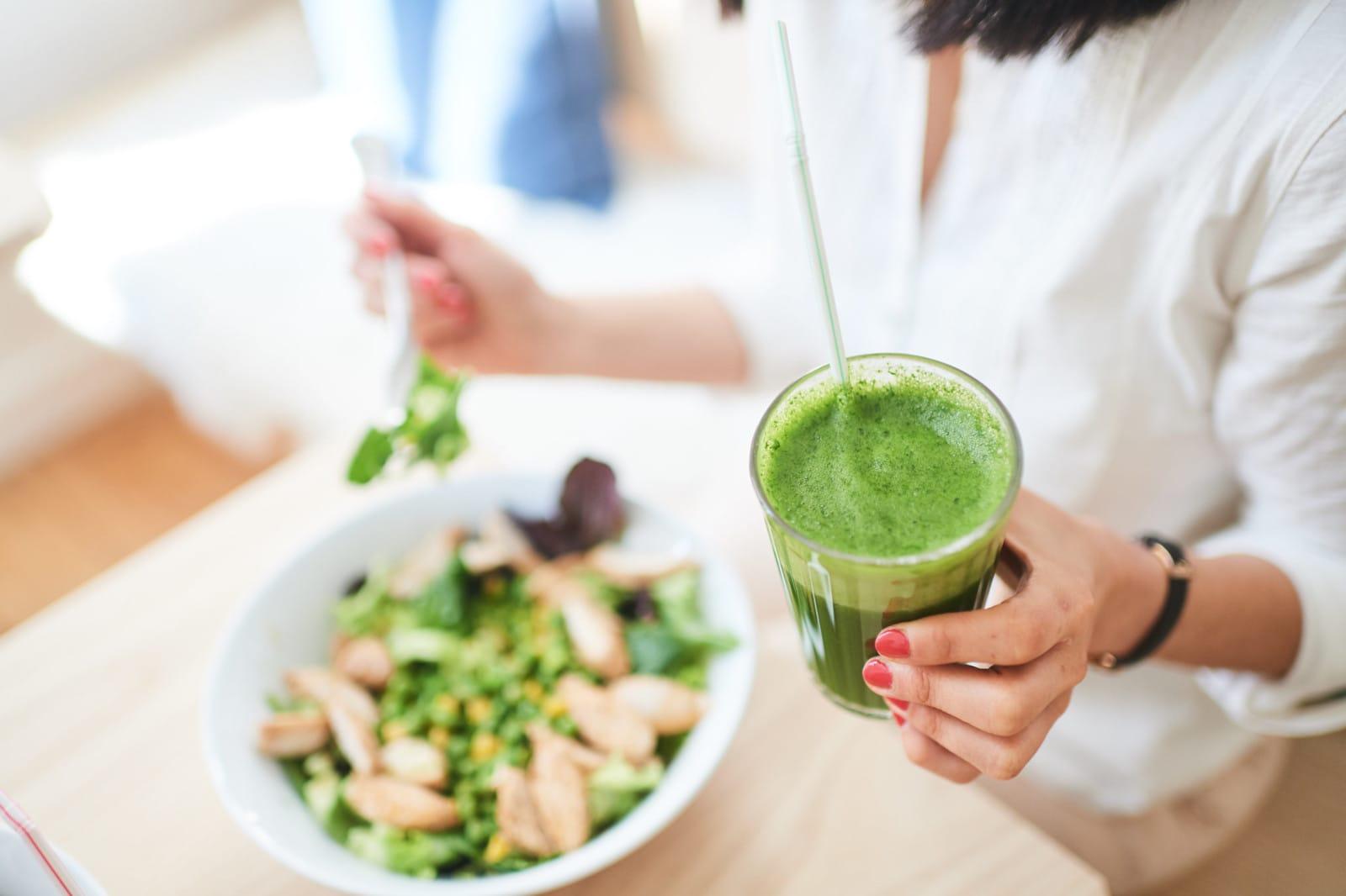 Green Coach Nutrition - Le bonheur commence dans l'assiette