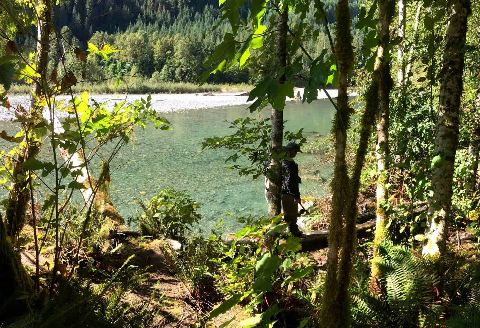 Vancouver Fly Fishing Guides