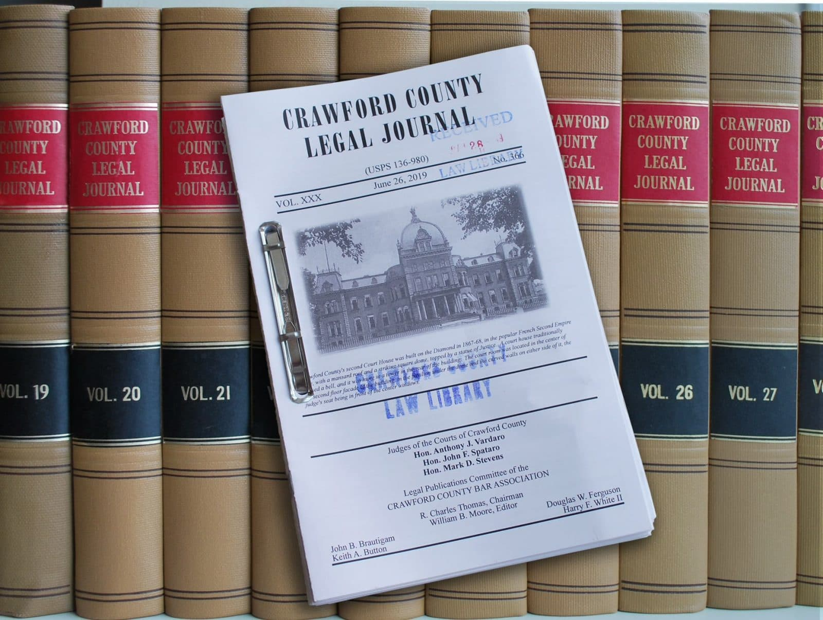 Crawford County Legal Journal