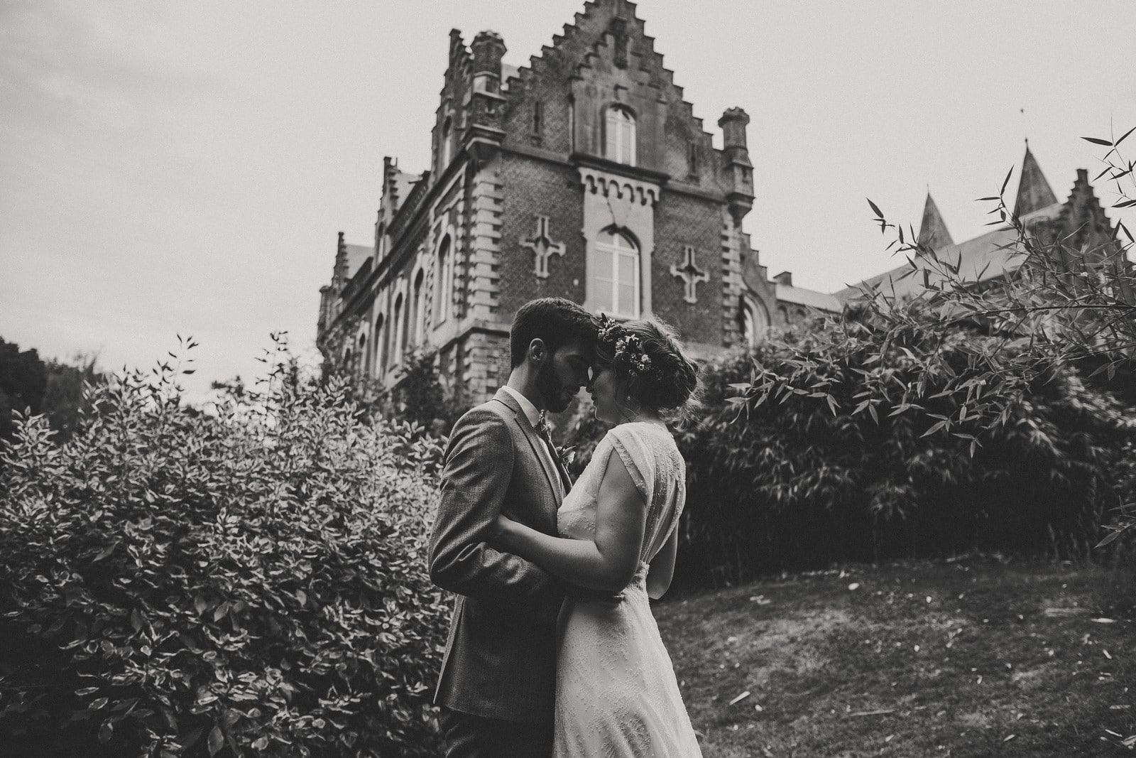 photographe mariage chateau de bourgogne 61