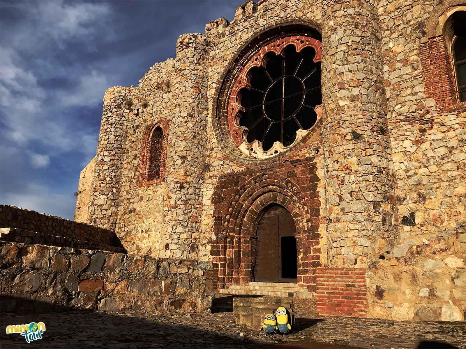Conociendo el Sacro Convento y castillo de Calatrava la Nueva