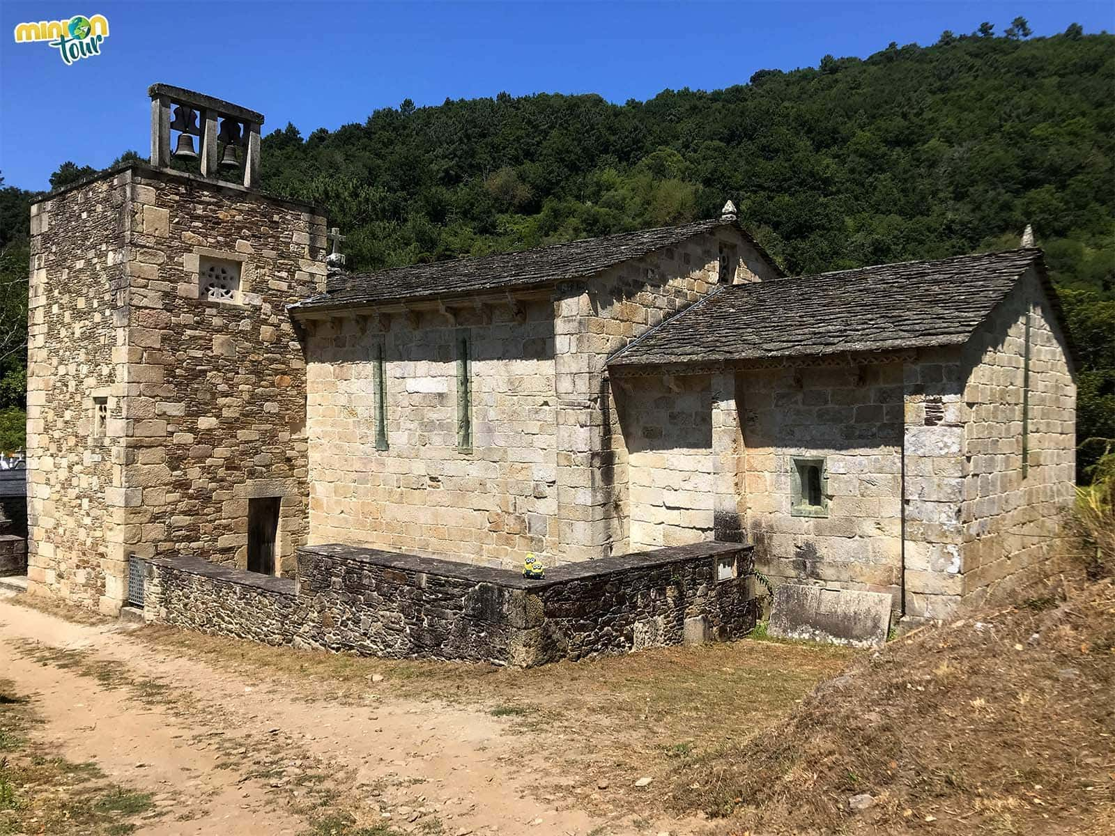 Ruta del Románico de la Ribeira Sacra. Parte 1