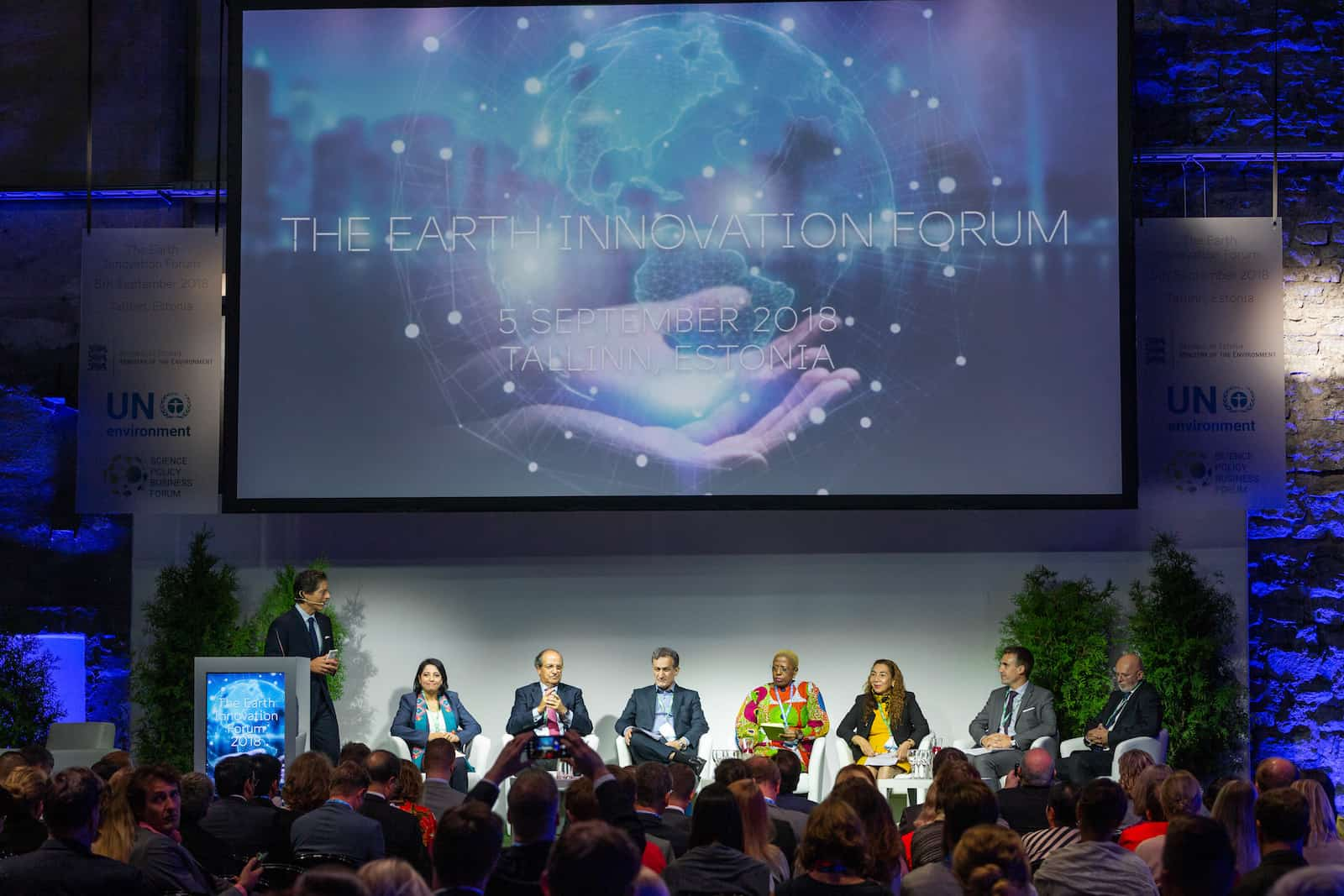 Earth Innovation Forum lays foundations for major UN Environment Assembly meeting