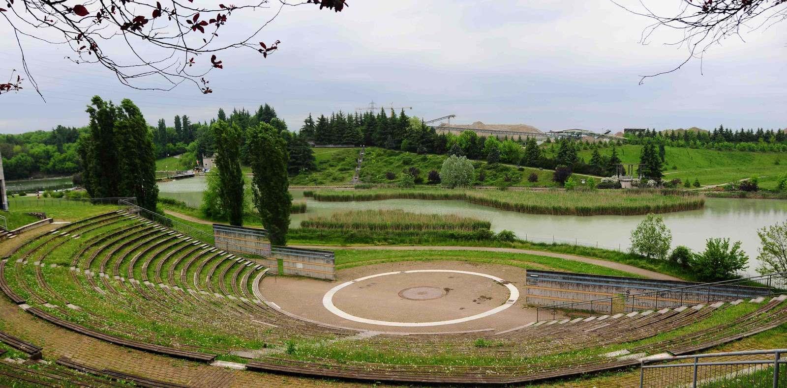 parco lago nord paderno dugnano