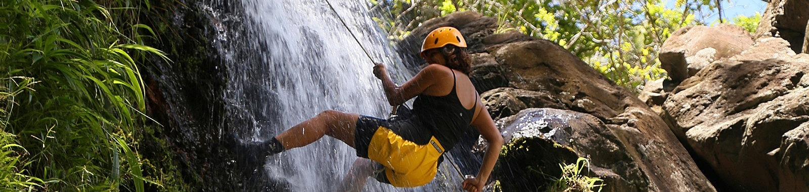 Rappeling Safety