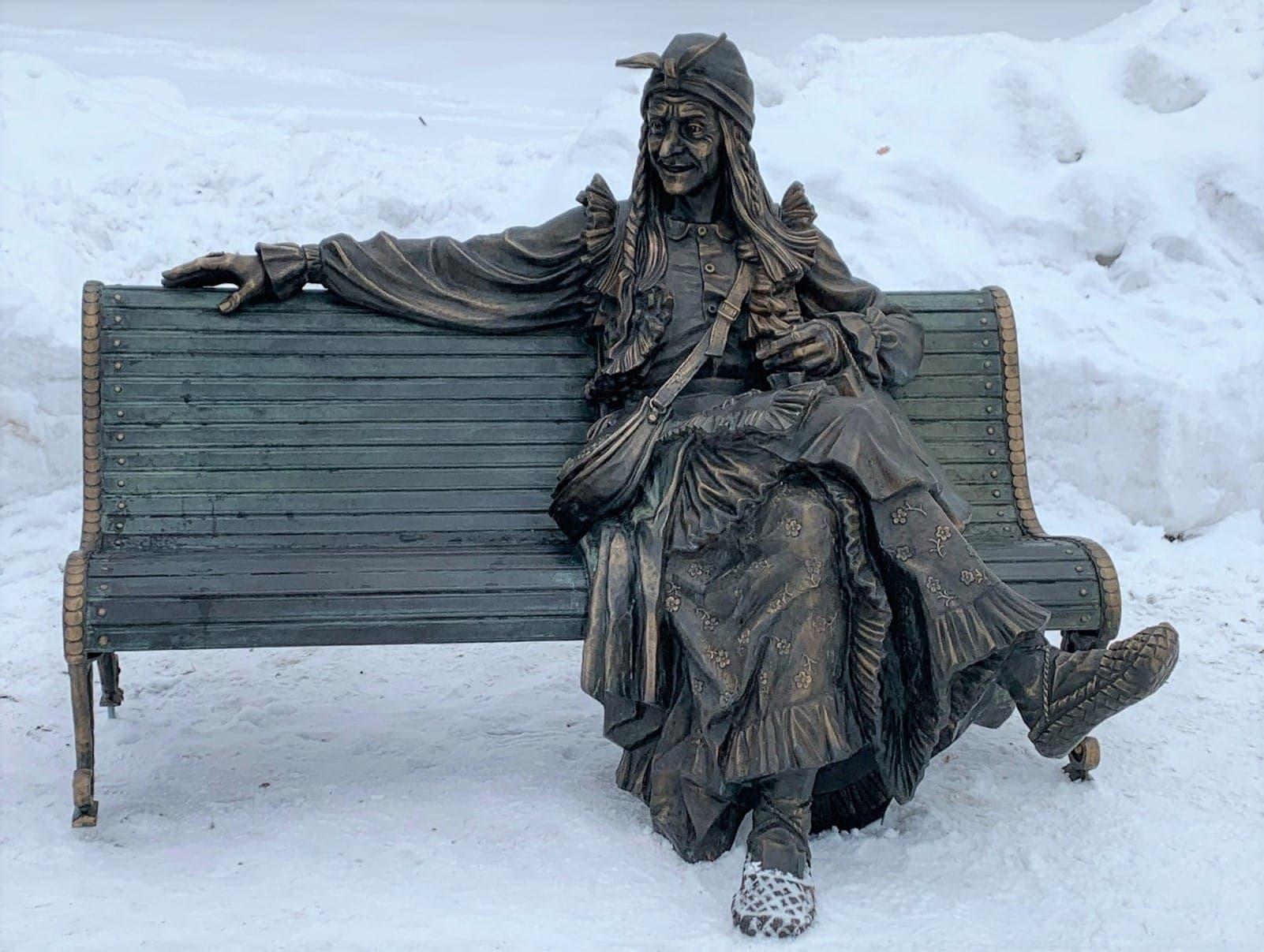 скульптура, Самара