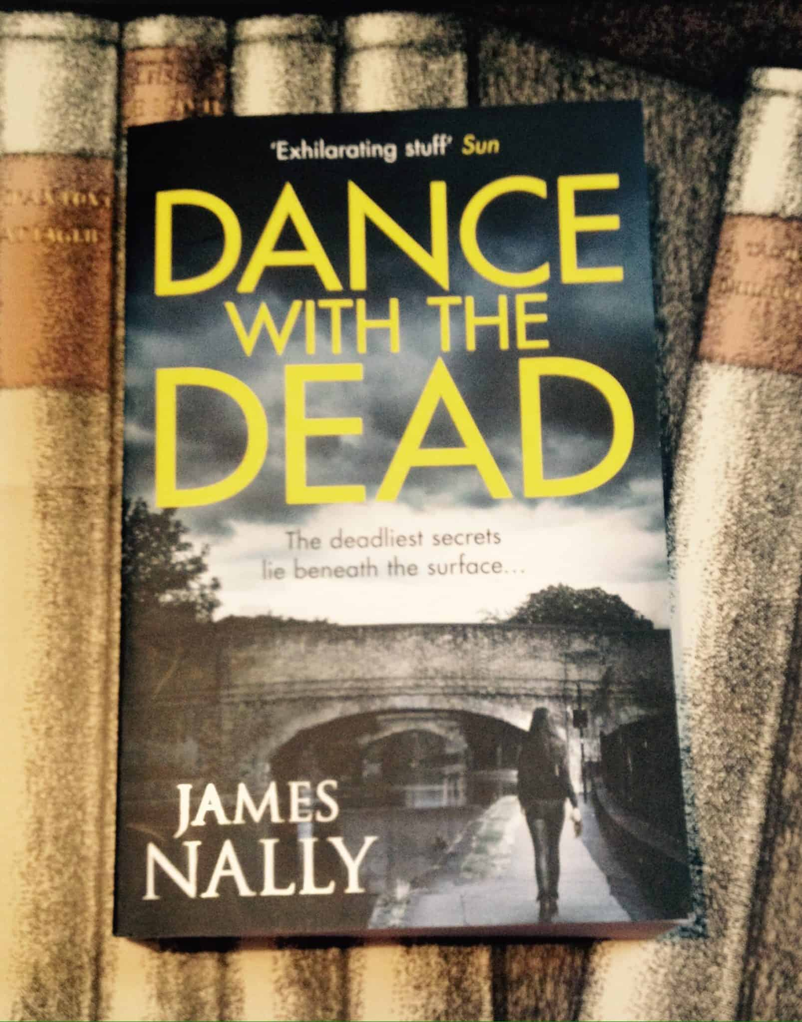 Dance With The Dead book cover by James Nally