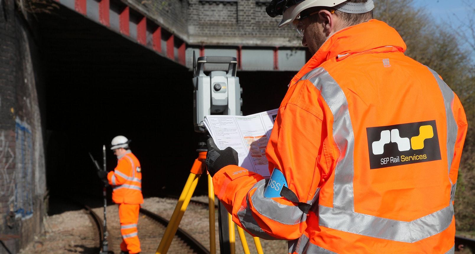 Railway Track Surveys