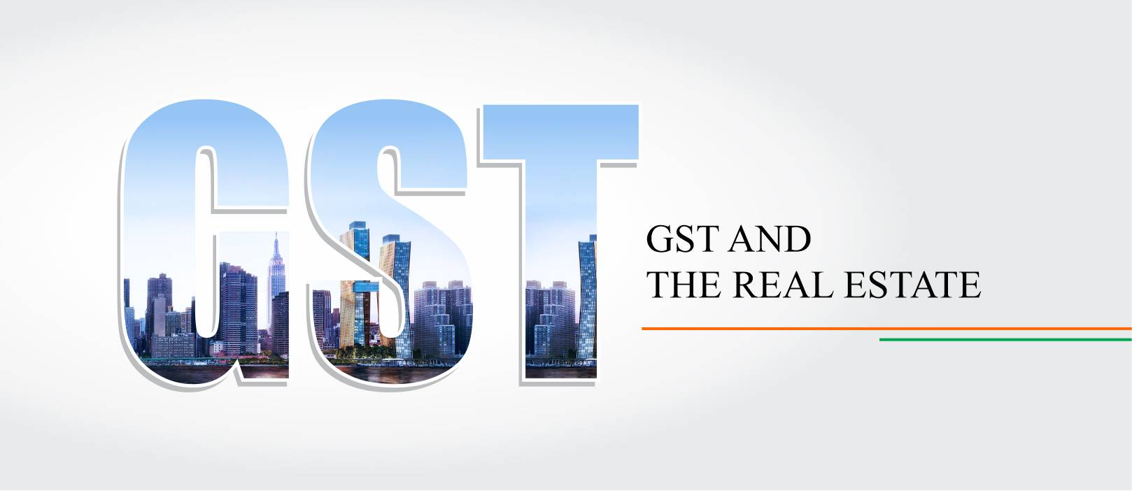 GSA and the Real Estate India