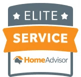 Home Advisor Elite Service Award for Garage Door Repair