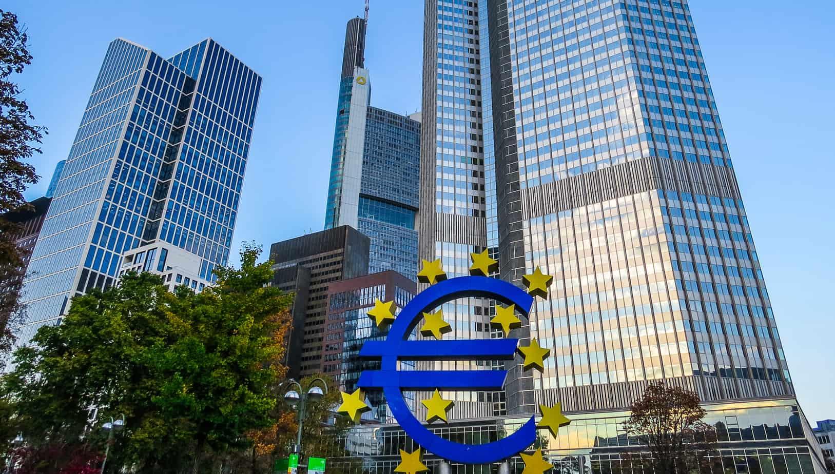KNX Smart Buildung Europäische Zentralbank