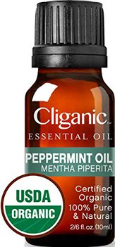 Can you use peppermint oil to fight ear mite infection in dogs