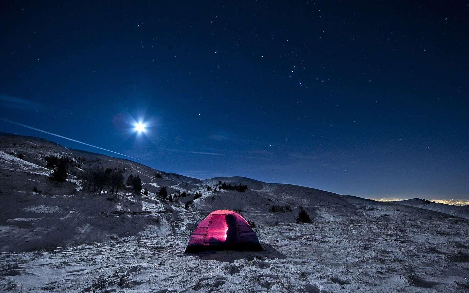Cold Weather Tents
