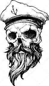 calavera-pirata-con-barba