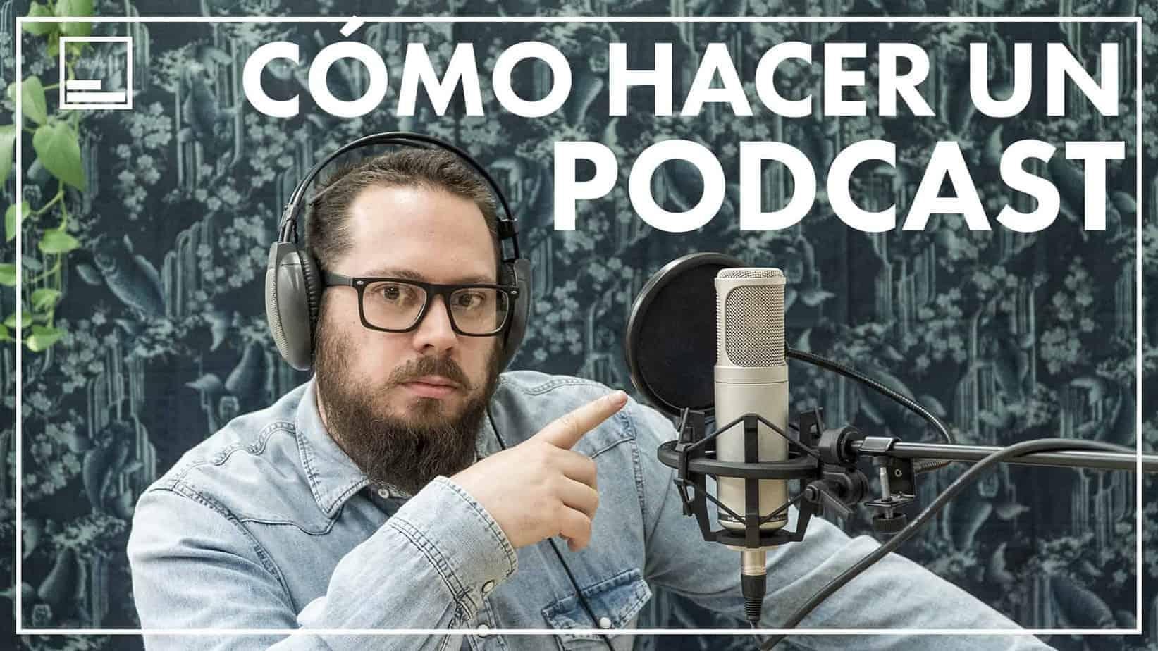 Cómo hacer un Podcast, Masterclass por Carlcaesar