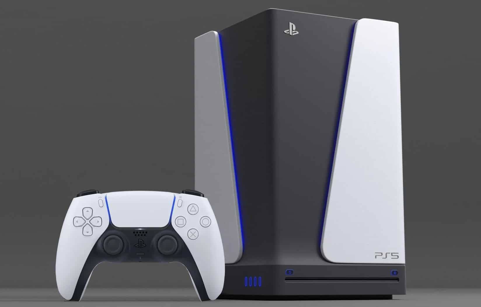 PlayStation 5 com SSD