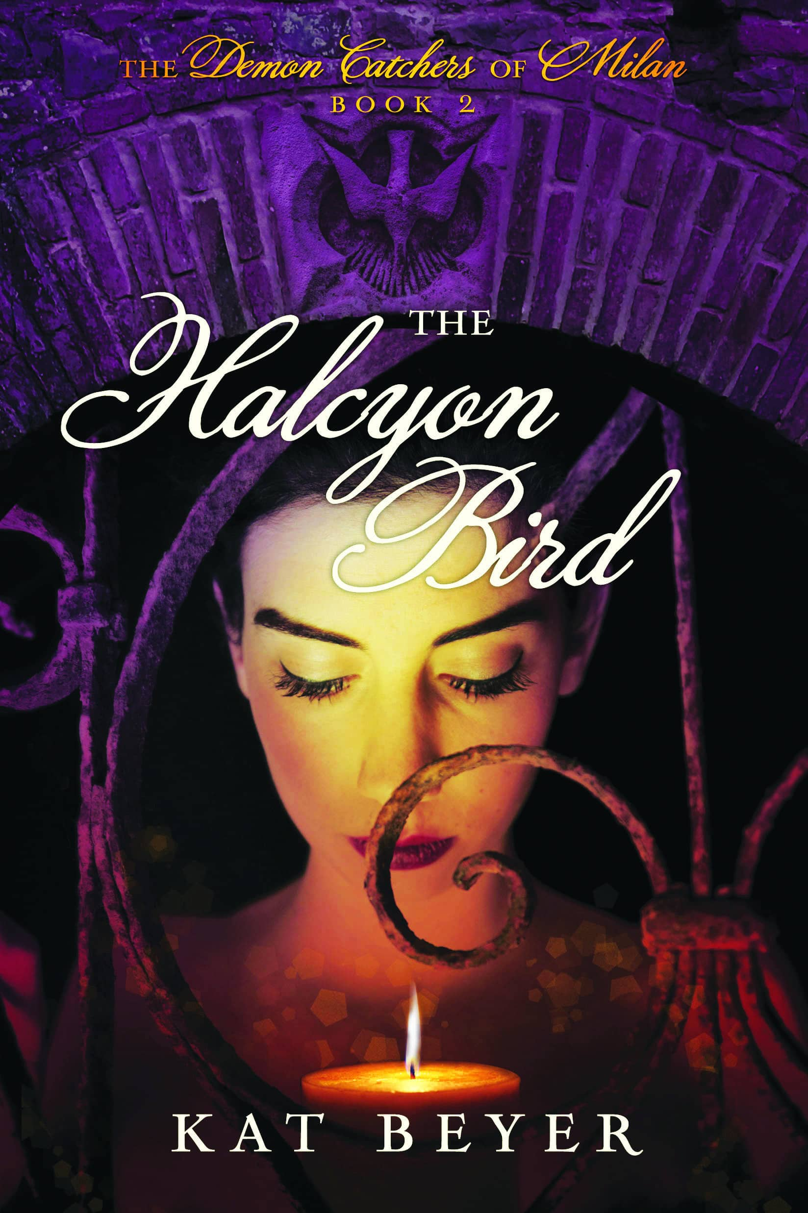 The Demon Catchers of Milan #2: The Halcyon Bird