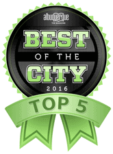 Albuquerque Best of the City Ribbon