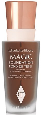 Best foundation for mature skin over 60 - Charlotte Tilbury Magic Foundation | 40plusstyle.com
