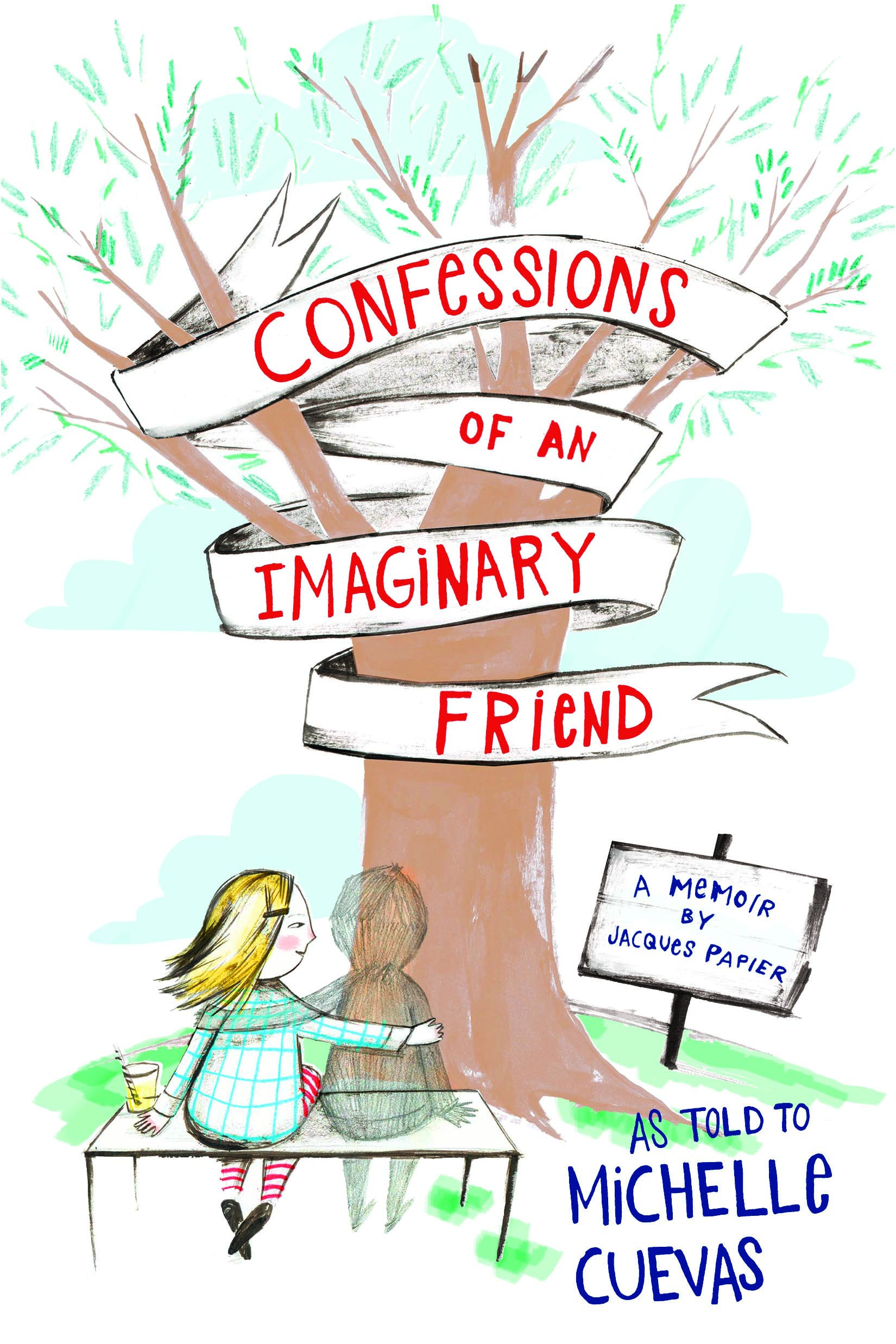 Confessions of an Imaginary FriendCover