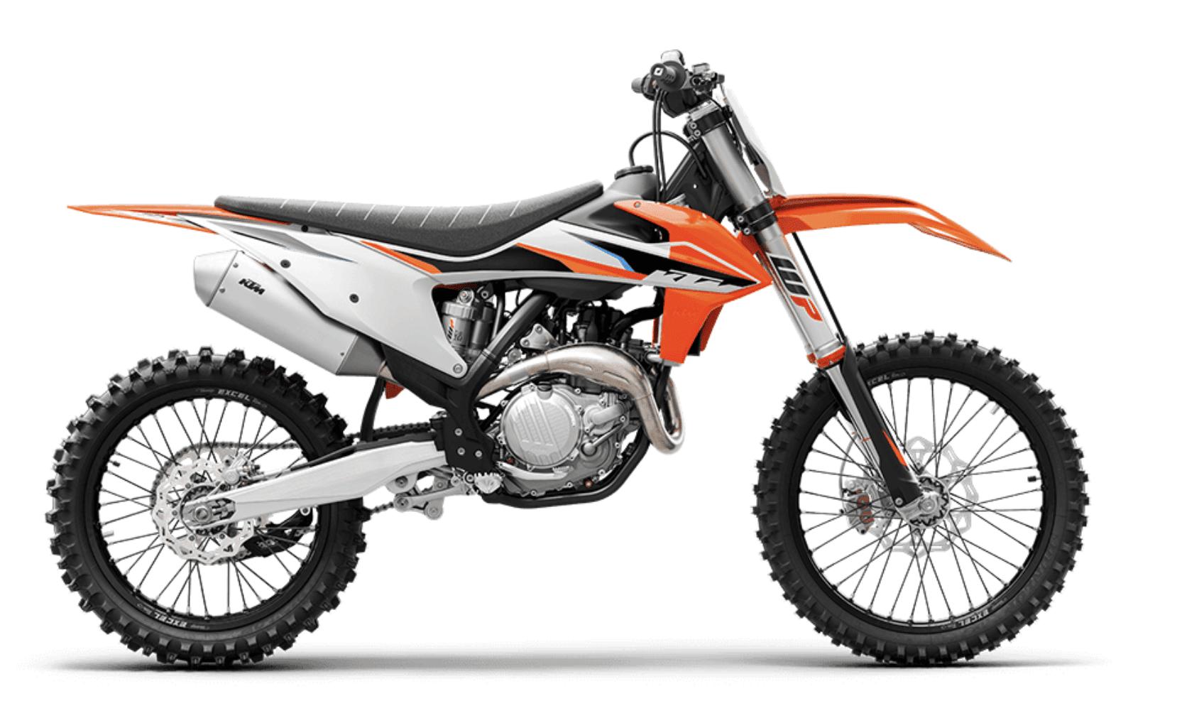 2021 KTM Motocross dirt bike