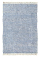niebieski dywan kilimowy Atelier Craft 49508