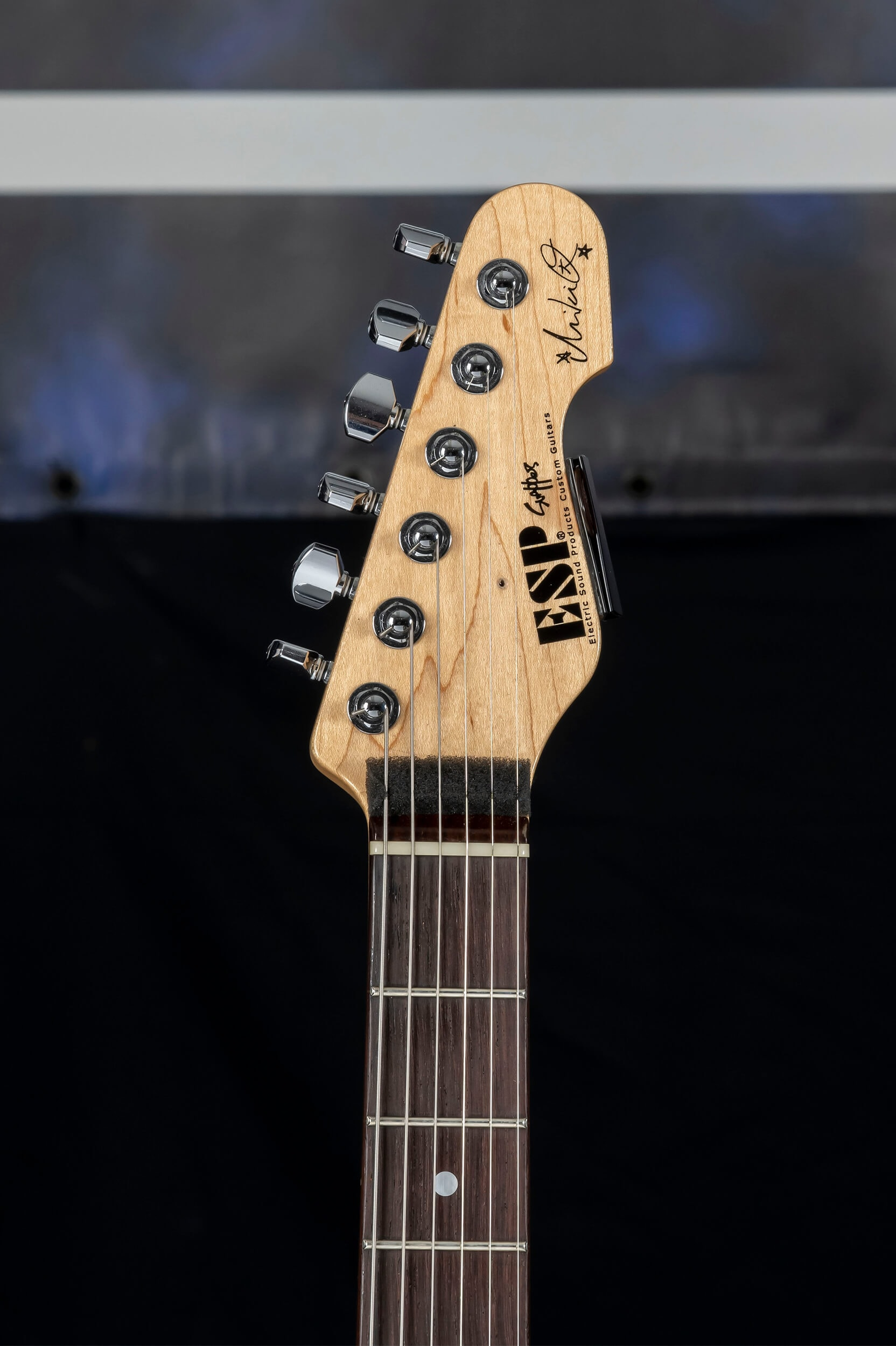 ESP SNAPPER Fujioka Custom 03