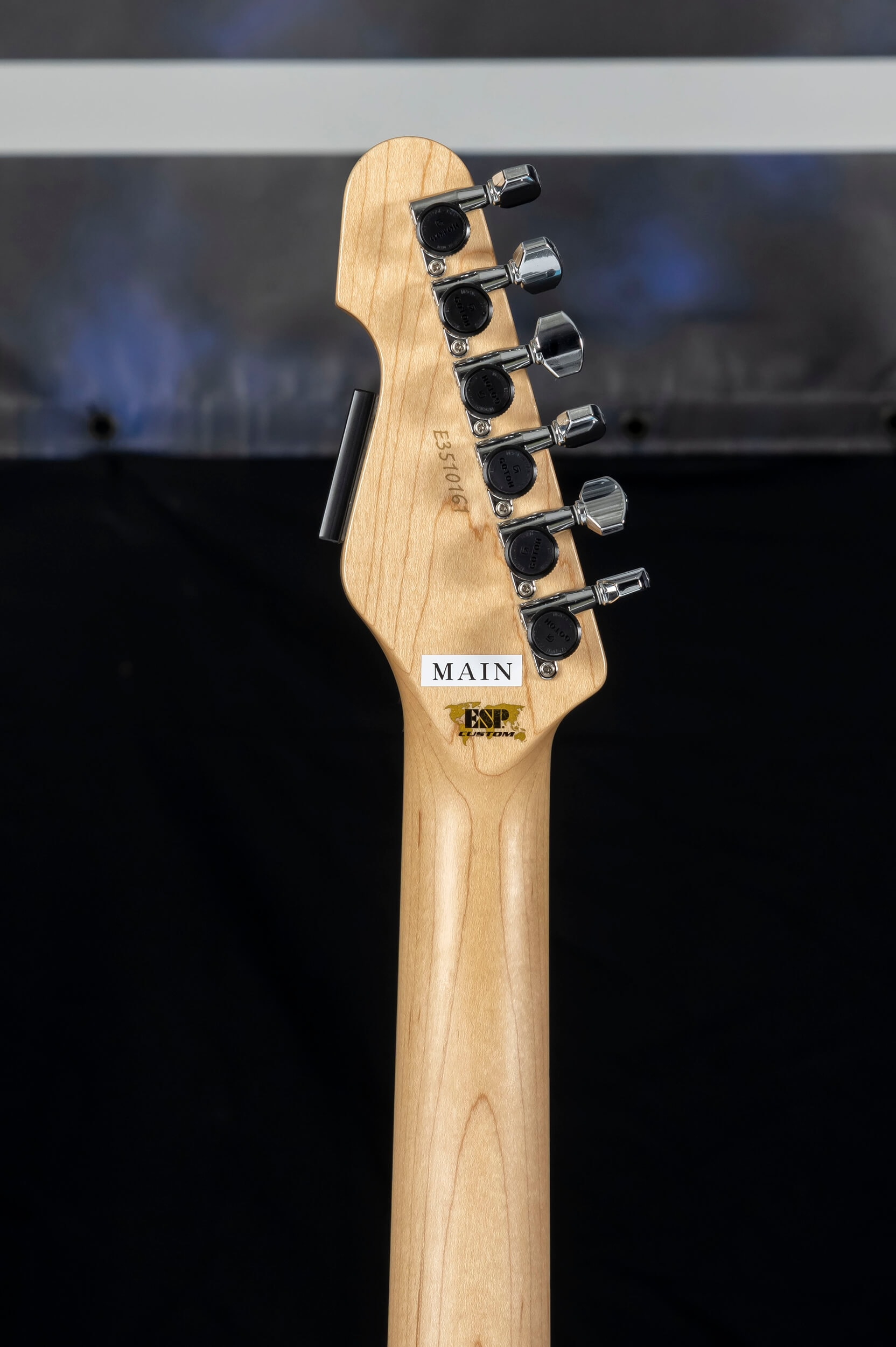 ESP SNAPPER Fujioka Custom 04