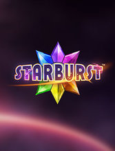 starburst video slot netent