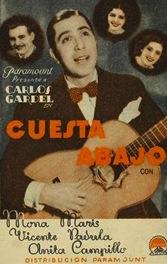 Cuesta Abajo (1934, USA) - Carlos Gardel