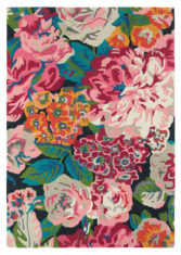 kolorowy dywan w kwiaty Rose&Peony 45005