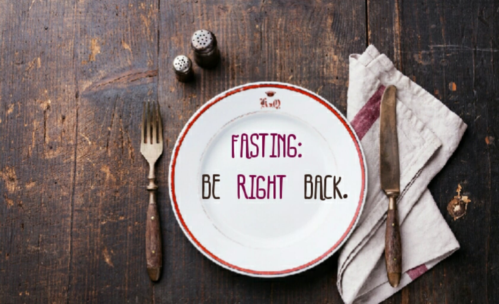 The Spiritual Benefits Of Fasting